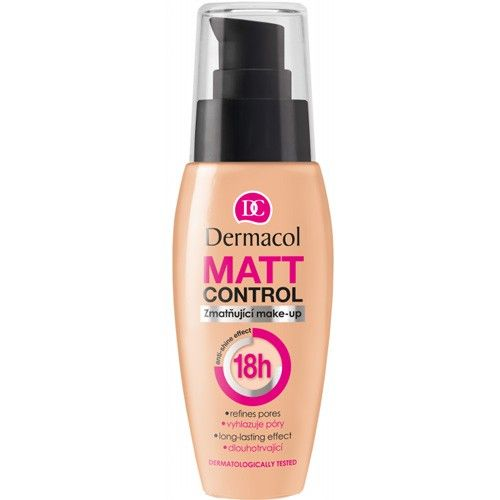 Dermacol Matt Control MakeUp 3 30ml