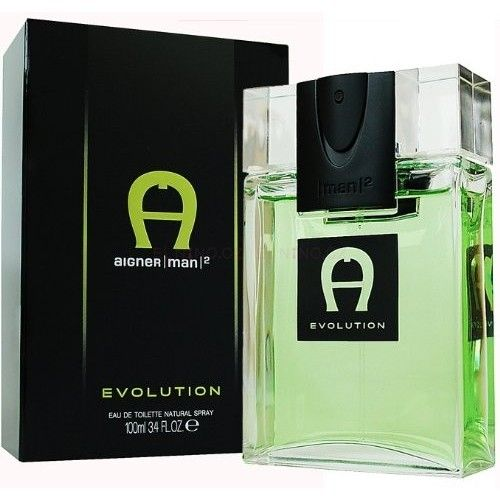 Aigner Man 2 Evolution 50ml