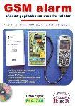 Ben GSM ALARM - PŘENOS POPLACHU NA MOBILNÍ TELEFON cena od 488 Kč