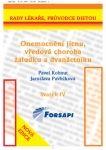 Kohout P. + Pavlíčková J.: Onemocnění jícnu, vředová choroba žaludku a dvanáctníku cena od 128 Kč