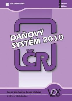 VOX DAŇOVÝ SYSTÉM ČR 2010 cena od 355 Kč