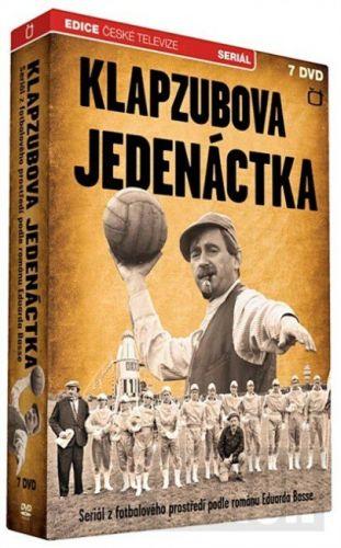 DVD Klabzubova jedenáctka - 7 DVD
