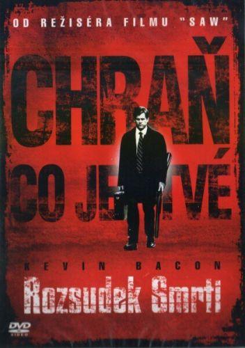 Blue Sky Film Rozsudek smrti (Kevin Bacon) (DVD) DVD