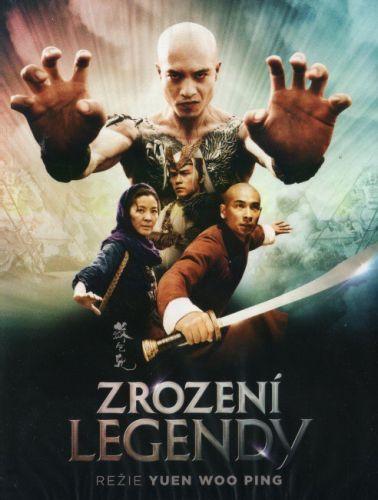 Hollywood C.E. Zrození legendy (DVD) DVD