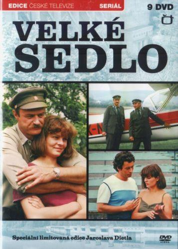 DVD Velké sedlo - 9 DVD