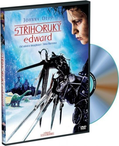 Bontonfilm Střihoruký Edward (DVD) DVD