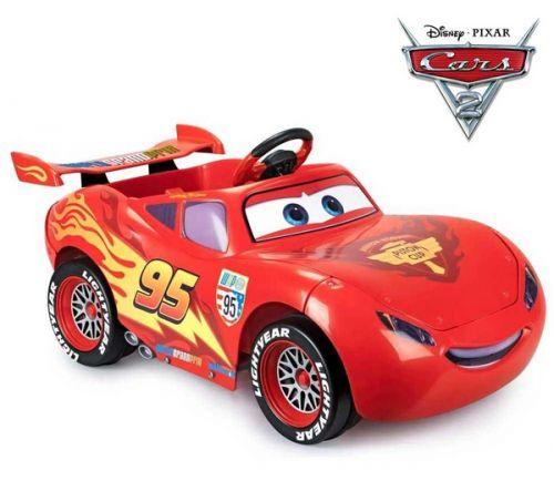 FEBER Cars II Blesk McQueen