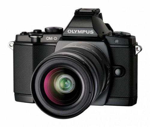Olympus E-M5 cena od 13990 Kč