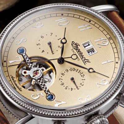 Výhodné pánské hodinky INGERSOLL - Srovname.cz 9e3c7dead4