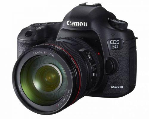 Canon EOS 5D Mark III cena od 74990 Kč