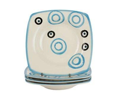 Vetro-plus sada talířů cena od 137 Kč