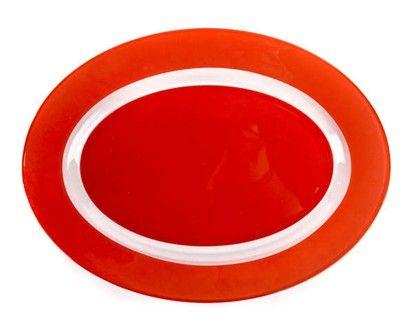 BANQUET Rosso talíř 30 cm cena od 119 Kč