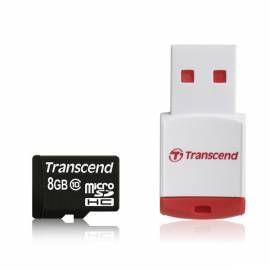 Transcend Micro SDHC Class 10 8 GB