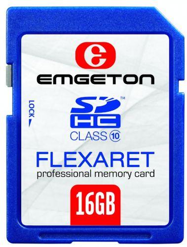 Emgeton Flexaret Professional SDHC class 10 16 GB