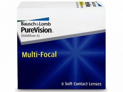 Bausch & Lomb PureVision Multi-Focal (6 čoček)