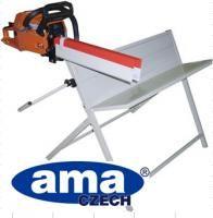 AMA Skládací stojan na řezání dřeva s držákem