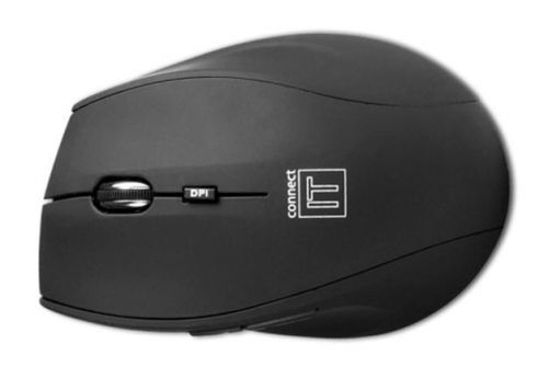 Connect IT bezdrátová optická myš Premium