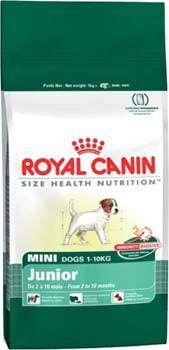 Royal Canin Mini Junior 8 kg