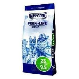HAPPY DOG Krokette 23/9,5 20 kg cena od 899 Kč