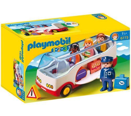 PLAYMOBIL Zájezdový autobus 6773