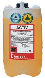 Kimicar Activ 25 kg aktivní pěna