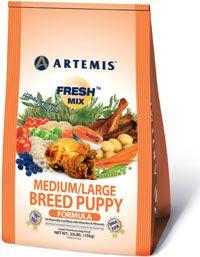 Artemis Fresh Mix Medium/Large Breed Puppy 1,8 kg