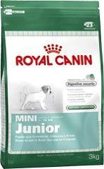 ROYAL CANIN mini junior 800 g cena od 110 Kč