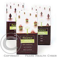 HEALTH LINK Balance Mléčná čokoláda se stévií bez cukru lískový oříšek 85 g cena od 71 Kč