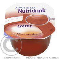 NUTRICIA N.V., ZOETERMEER Nutridrink Creme s příchutí čokoládovou 125 ml