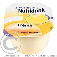 NUTRICIA Nutridrink Creme s banánovou příchutí 125 ml