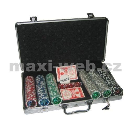 MASTER Poker set 300