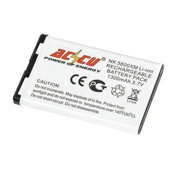 ACCU Li-ion GSM Nokia 1300 mAh