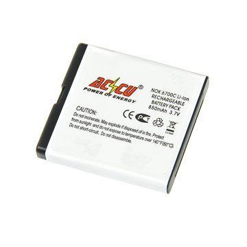 ACCU Li-ion GSM Nokia 850 mAh