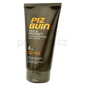 Piz Buin Tan and Protect SPF 6 (Tan Intensifying Sun Lotion) 150 ml