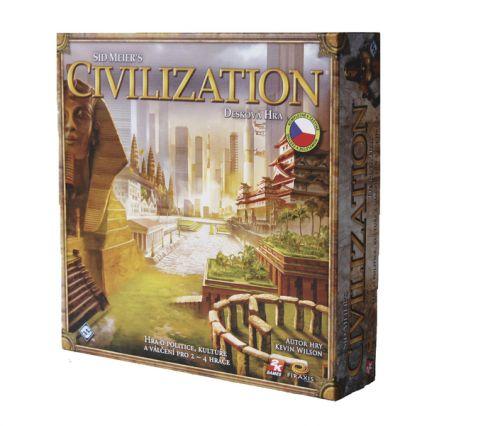 Fantasy Flight Games: Civilizace - desková hra