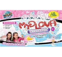 Albi: Mýdlová laboratoř