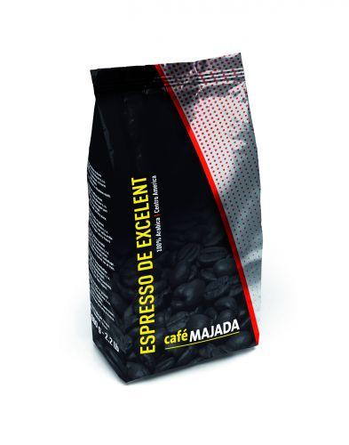 Café Majada Espresso de Excelent 1 kg cena od 890 Kč