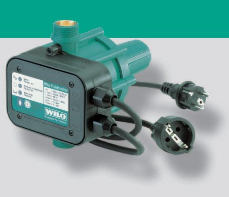 WILO Fluidcontrol