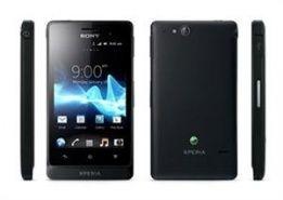 Sony Xperia go cena od 5999 Kč