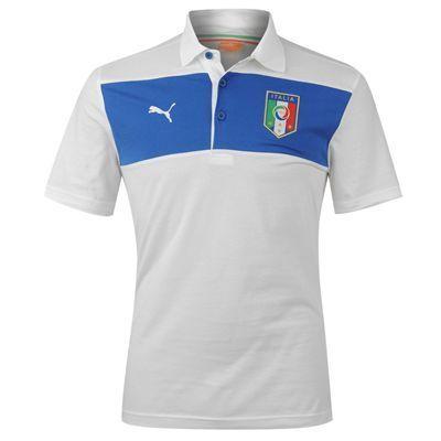 24f532e80aa1 Puma Italia Polo 21 tričko - Srovname.cz