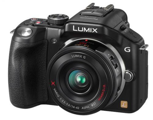 PANASONIC Lumix DMC-G5 cena od 0 Kč