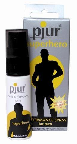 "Pjur ""superhero Spray 20ml"""