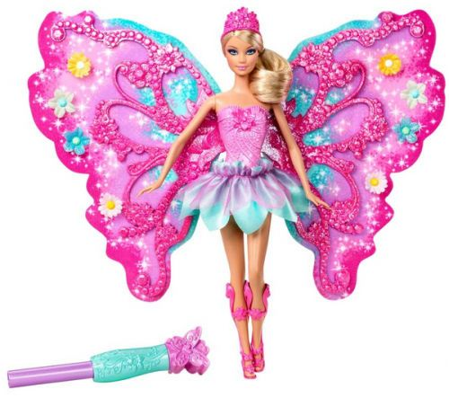 MATTEL Barbie kouzelná víla cena od 239 Kč