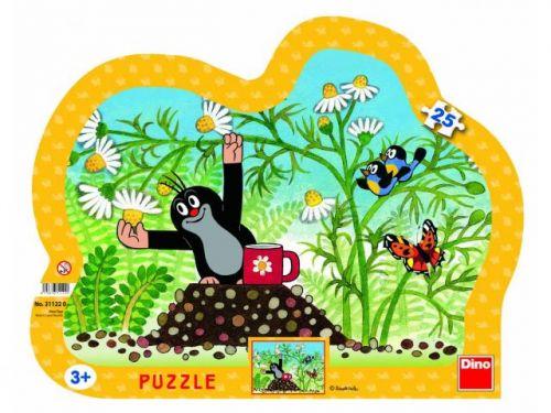 Krtek s hrníčkem - Puzzle 25
