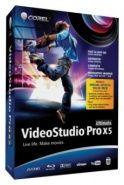 Corel VideoStudio Pro X5 Ultimate Mini-Box ENG