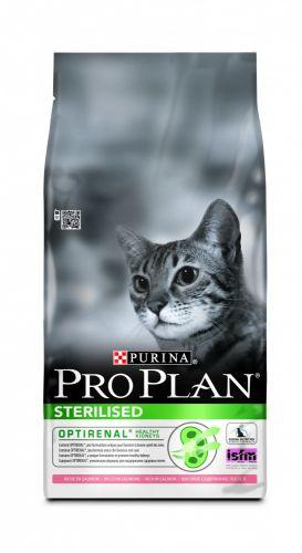Purina PRO PLAN Cat Sterilised Salmon 10 kg