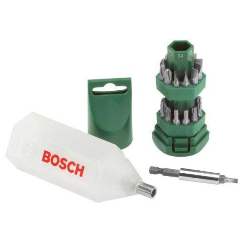 Bosch 25dilná šroubovacích bitů ,,Big Bit