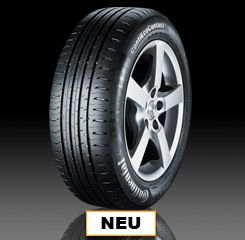 Continental ContiEcoContact 5 185/65 R15 88T