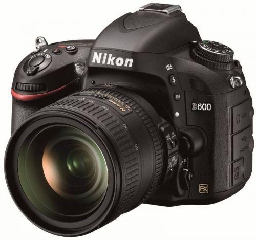 Nikon D600 cena od 0 Kč