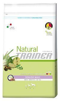 Trainer Natural Senior Maxi 12,5 kg cena od 0 Kč